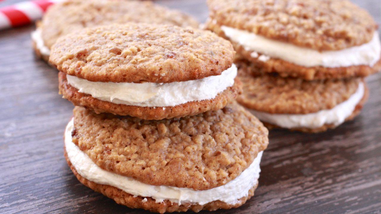 oatmeal cream pies recipe little debbie