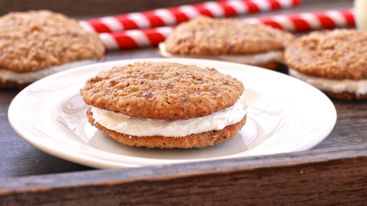 old fashioned oatmeal cream pies recipe