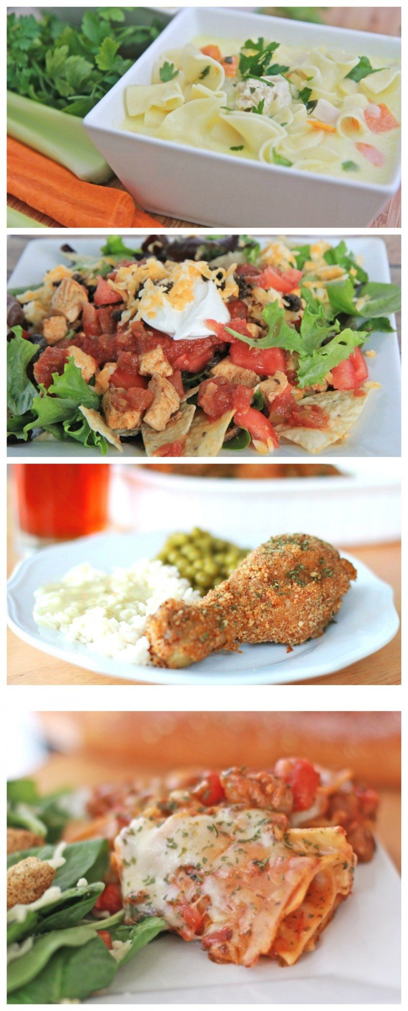 30 Minute Dinner Ideas