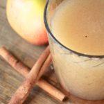 sweet apple cider detox recipe