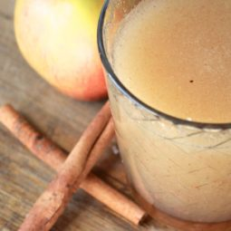 sweet apple cider detox recipe