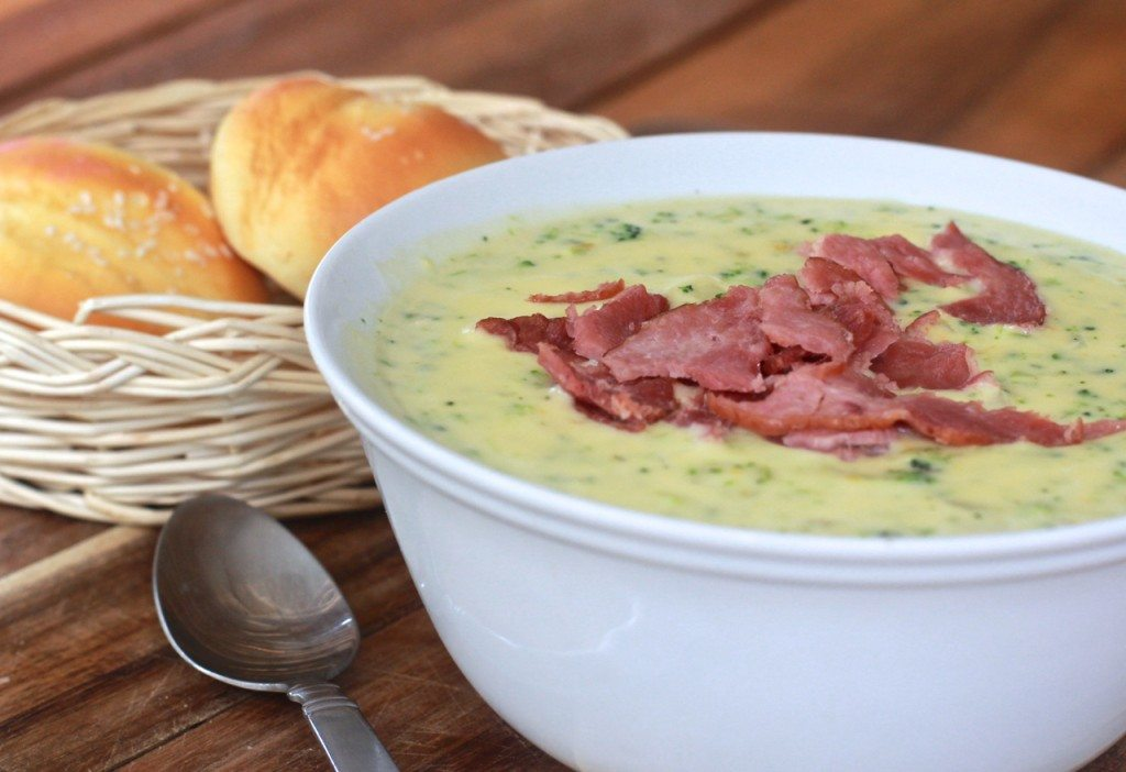 brocolli soup