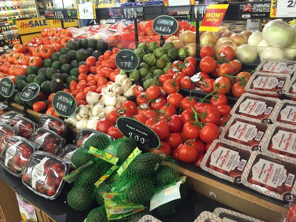 foodlion produce
