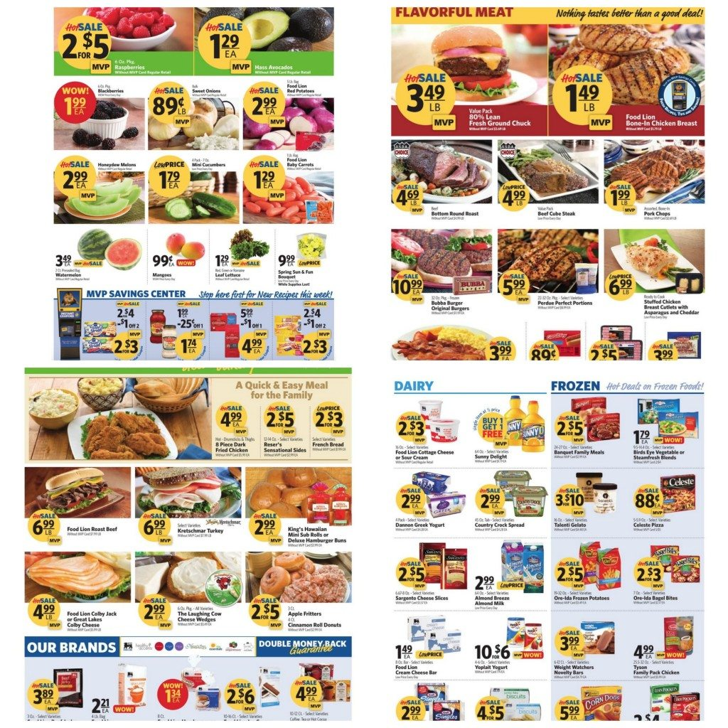 foodlion sales paper
