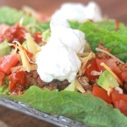 lettuce taco wraps