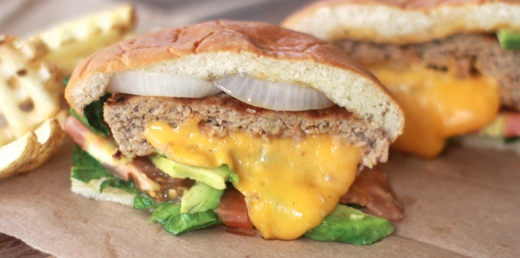turkey burger food lion
