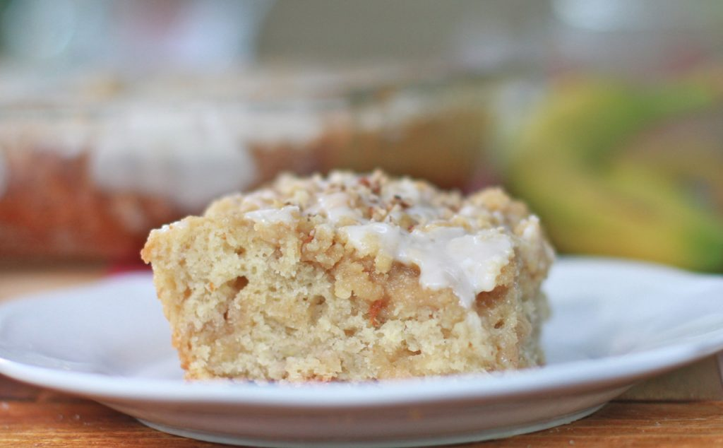 banana bread coffee cake recipe best