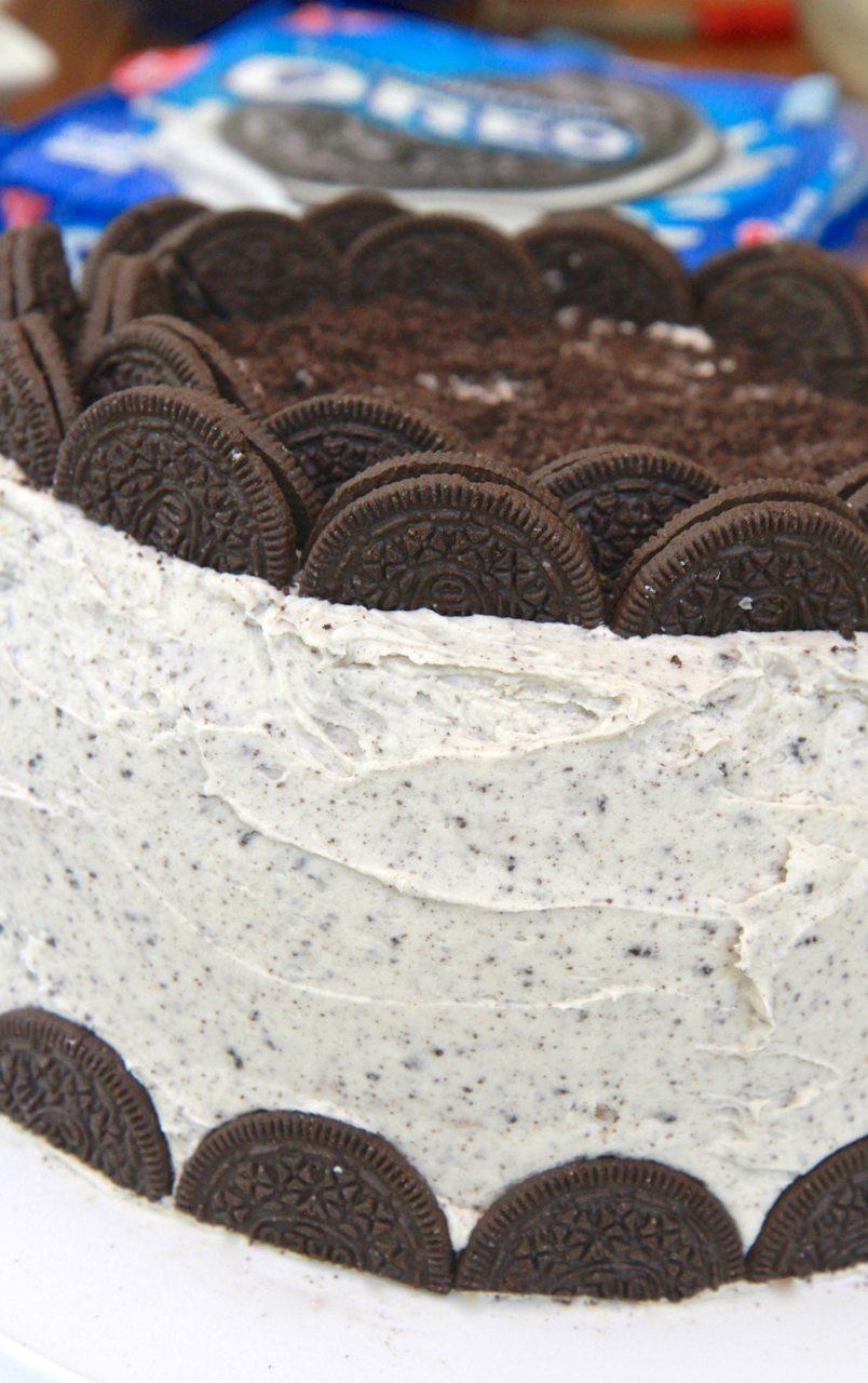 cookies n cream buttercream frosting recipe