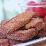 Cinnamon Sugar French Toast Sticks