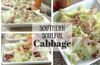 Southern Cabbage- Quick & Easy!