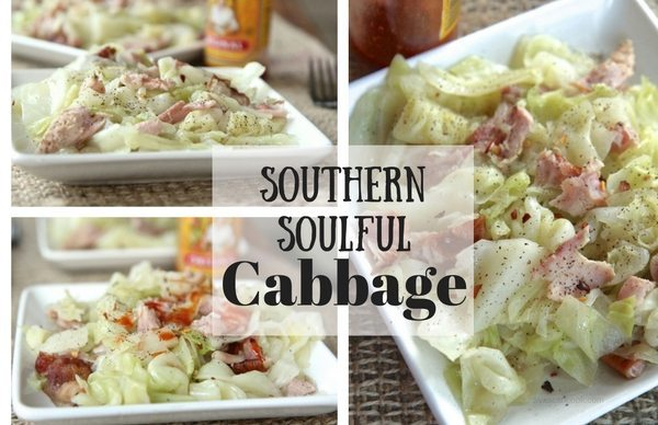 southern soulful cabbage
