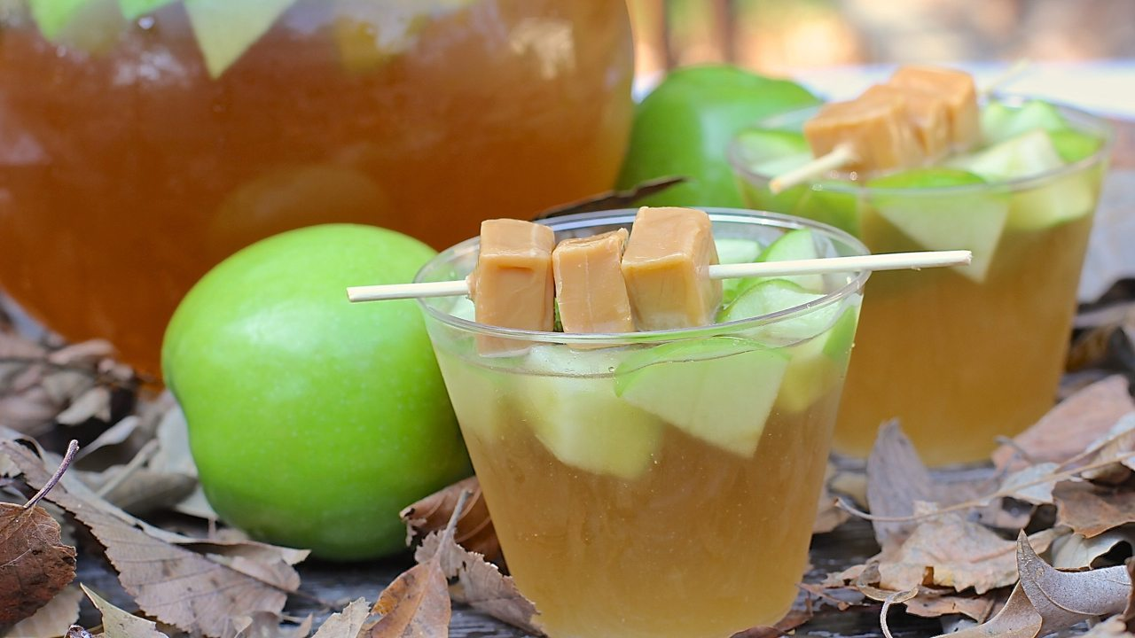 caramel-apple-punch