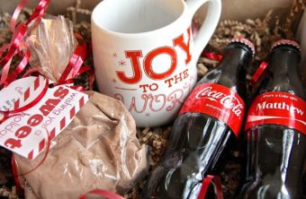 How to Create a Chocolate Coca-Cola Mug Cake with Share a Coke