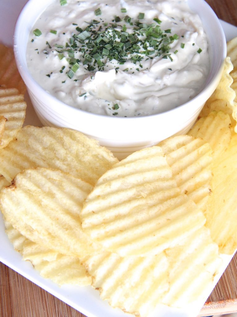 From scratch french onion dip recipe divas can cook homemade french onion dip forumfinder Choice Image