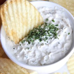 french onion dip recipe from-scratch