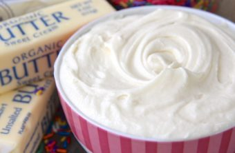 That Real Cream Cheese Frosting