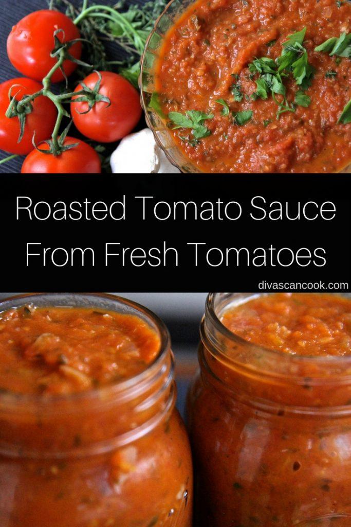 Homemade Spaghetti Sauce Recipe | Divas Can Cook