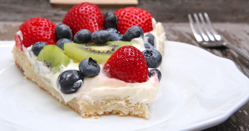 fake fruit fruit pizza recipe