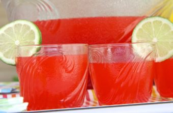 Classic Party Fruit Punch Drink