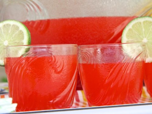 Simple Party Fruit Punch Recipe