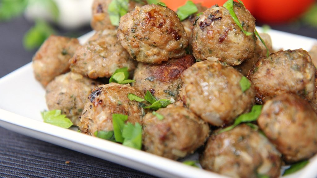 Easy Baked Turkey Meatballs For Anything Divas Can Cook