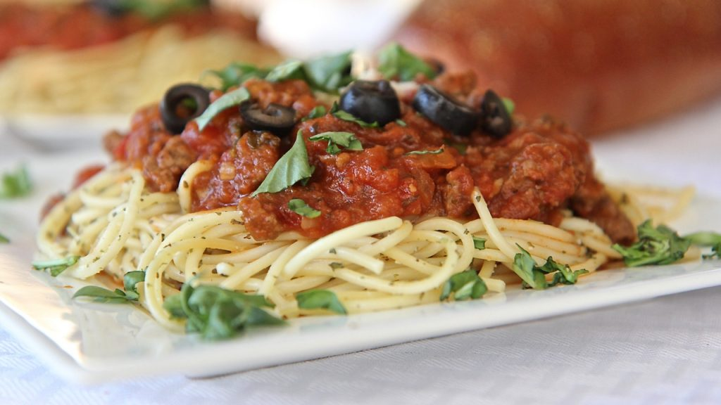 Soul Food Spaghetti And Meatballs Recipe