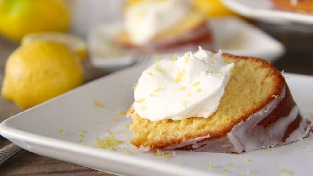 Best Southern Lemon Pound Cake Recipe