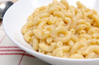 Homemade Macaroni and Cheese For One
