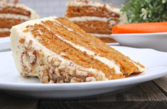 Grandma Barb's Moist, Easy Carrot Cake