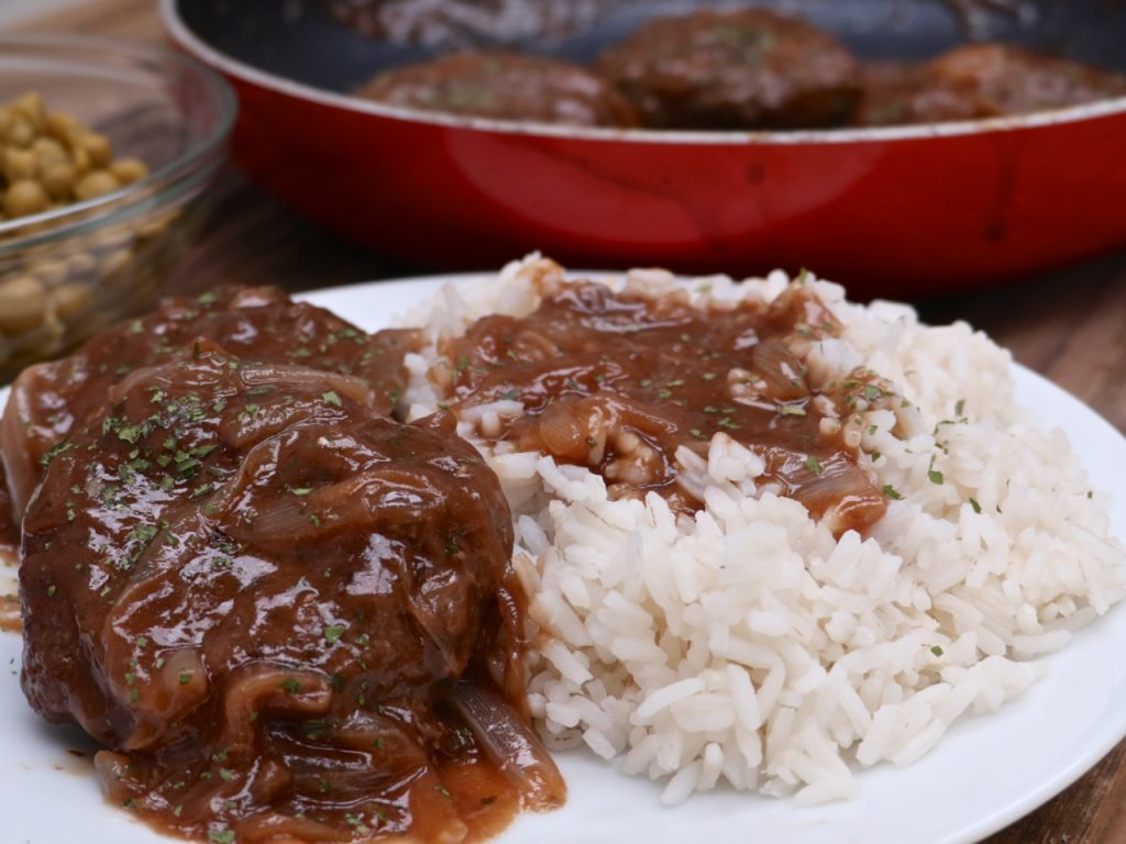 Best Ground Beef Recipes Salisbury Steak