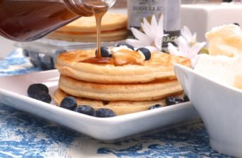 Homemade Pancake Syrup (Butter-Maple)