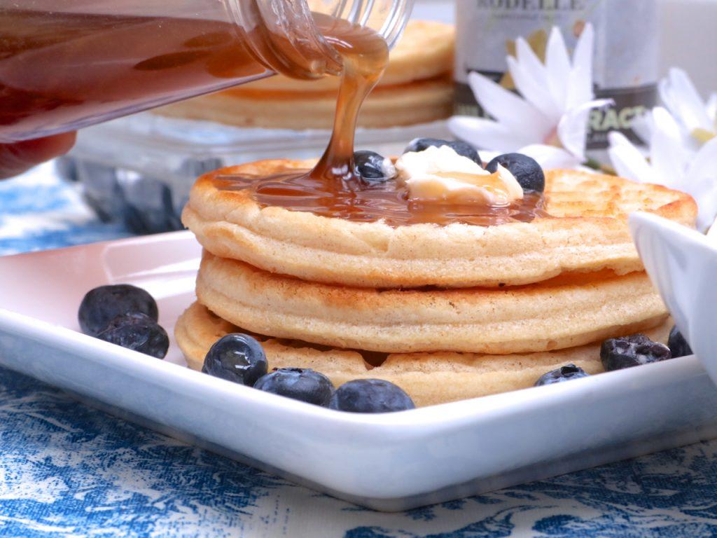 Homemade Pancake Syrup Recipe