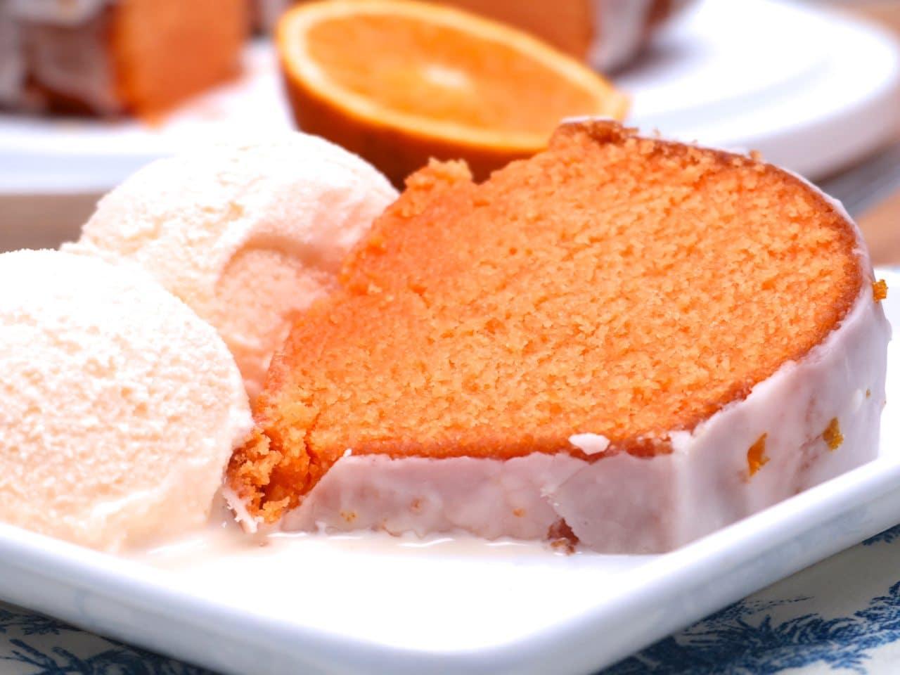 Orange Pound Cake Recipe Sunkist Pound Cake