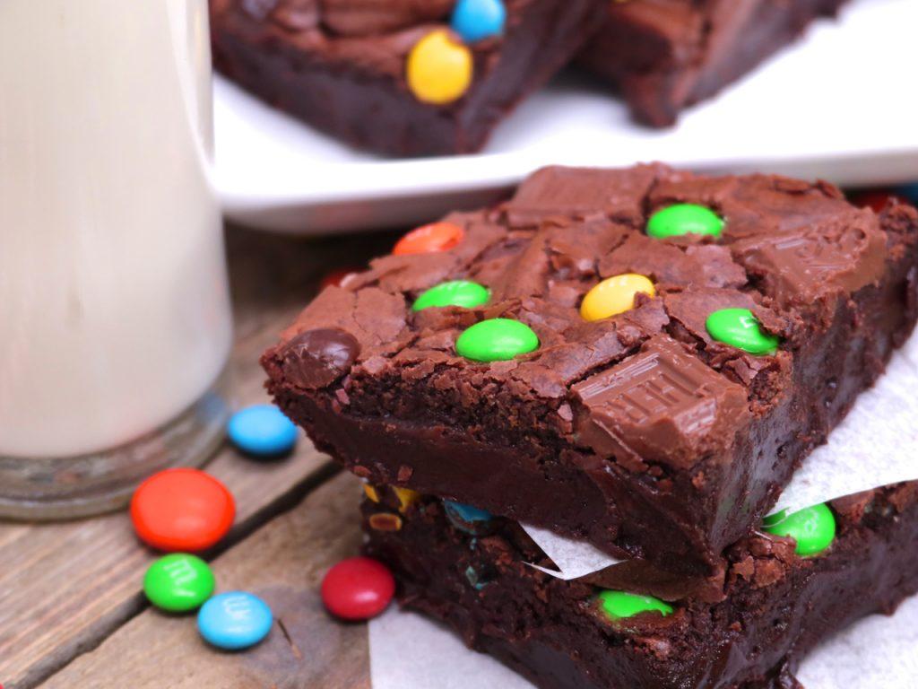 recipe: gooey chocolate fudge brownie recipe [36]