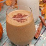 easy pumpkin pie smoothie