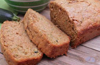 Homemade Zucchini  Bread