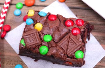 Ultimate Gooey, Fudgy Brownies