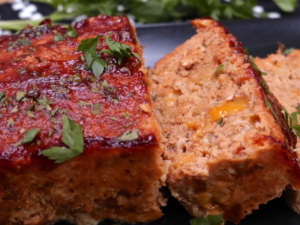Cheesy Bbq Turkey Meatloaf Divas Can Cook Watermelon Wallpaper Rainbow Find Free HD for Desktop [freshlhys.tk]