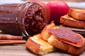 Thick & Creamy Apple Butter