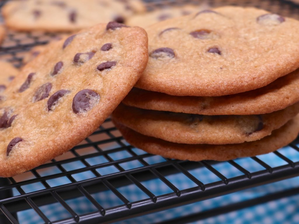 Easy Old Fashioned Chocolate Chip Cookies Recipe