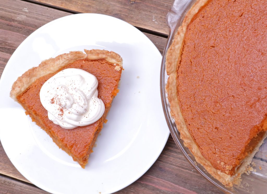 Old Fashioned Sweet Potato Pie Recipe With Evaporated Milk