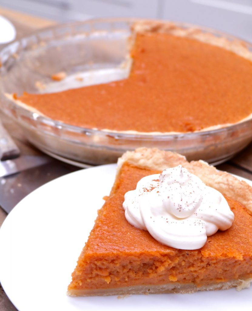 Deep south sweet potato pie recipe divas can cook toffee or maybe she really did put ground nuts in it heck all i know is that this sweet potato pie tastes so much like hers maybe even a lil better forumfinder Image collections