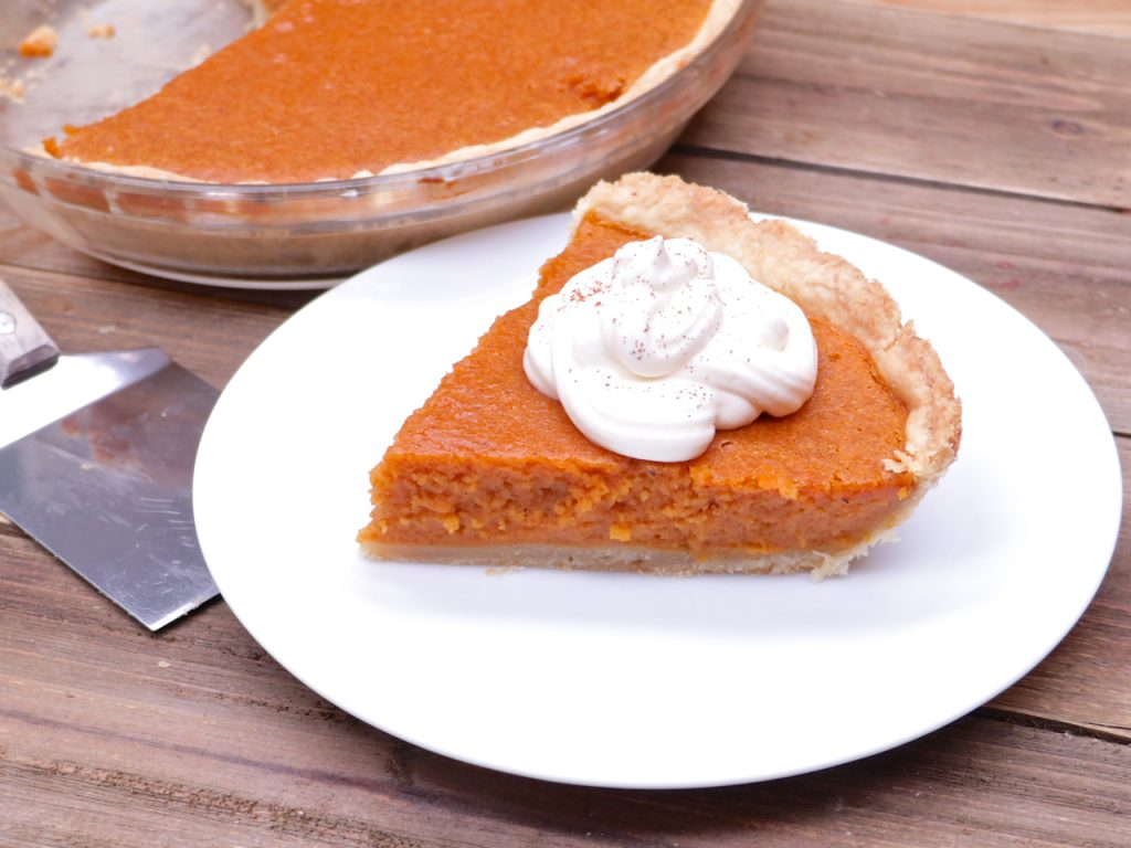 southern sweet potato pie recipe