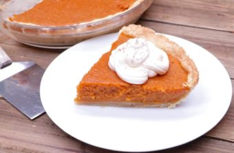 Southern Sweet Potato Pie (w/ brown butter)