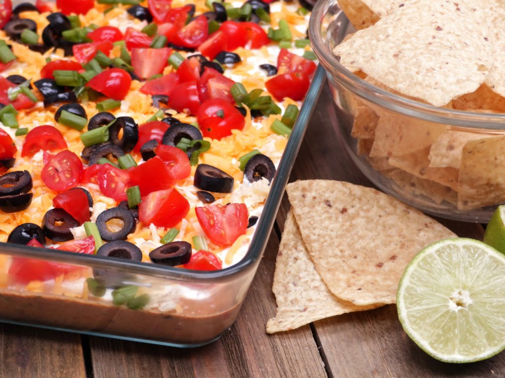 best taco dip recipe