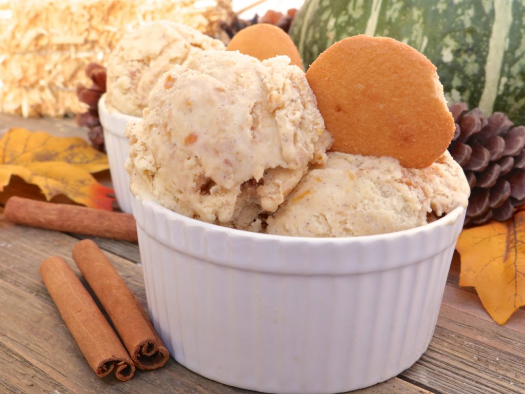 buttercup squash ice cream