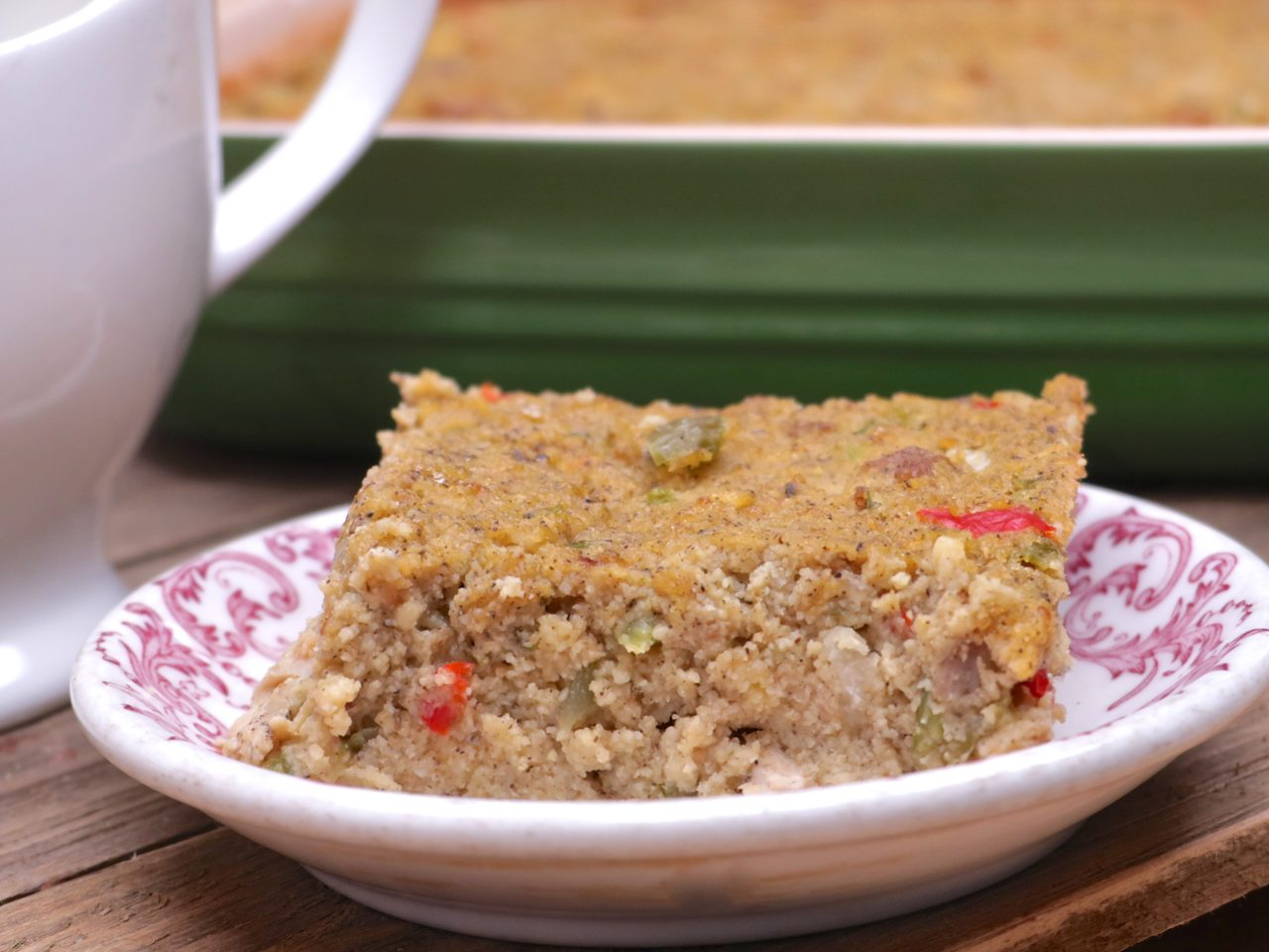 Southern living old-fashioned cornbread dressing recipe