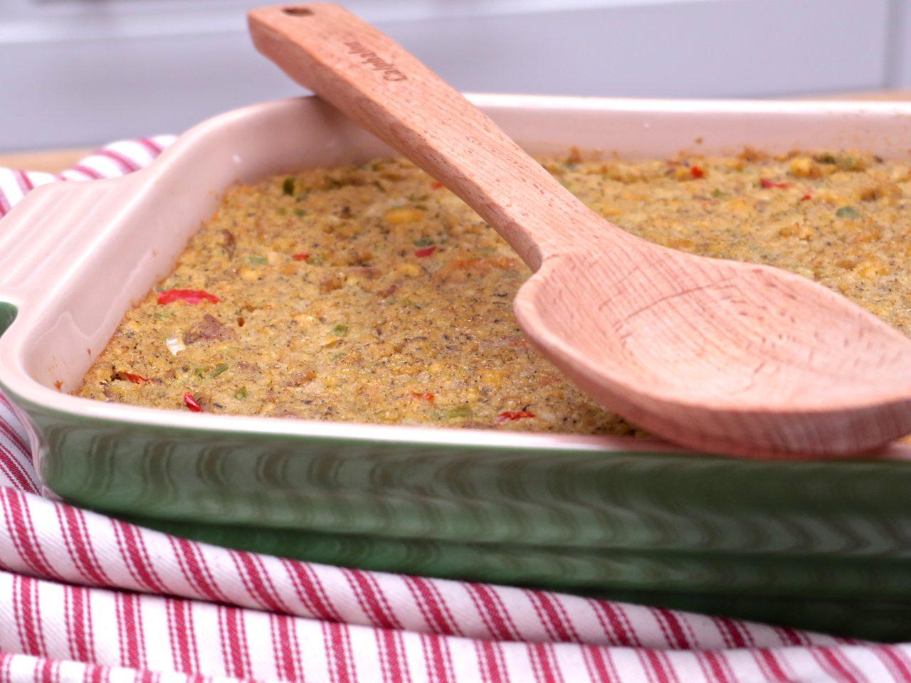 african american cornbread dressing recipe