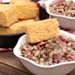 easy black eyed peas recipe
