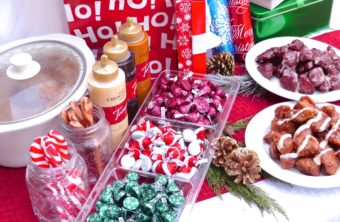 Menu Ideas For Your Holiday Gift Wrapping Party